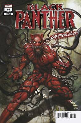 Black Panther #14 Carnage-ized Variant STOCK PHOTO Marvel Preorder 07/31/2019