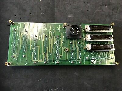0100-18023; Amat, Chamber Tray Interconnect Pcb, Position B & D