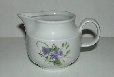 Vintage GDR (Germany) to the USSR Collectable porcelain CREAMER BOWL / MILK JUG
