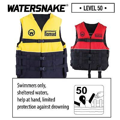 Watersnake Nomad Level 50 PFD's