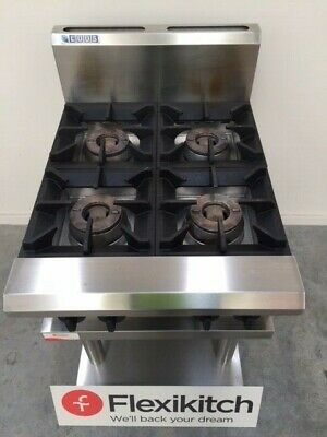 Luus 4 Burner Cooktop Professional Series (Natural Gas)