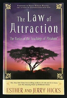 The Law of Attraction by Esther & Jerry Hicks (2007 6th Edition Softcover)