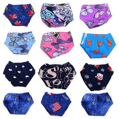 Cute Handmade Doll Cloth Clothes Underwear Panty for 18 inch American Doll