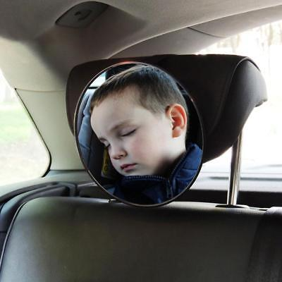 Back Infant Kids Child Toddler Ward Safety Baby Car Seat Rear View Mirror QA