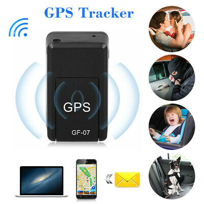 Magnetic Mini GPS Tracker Car Spy GSM GPRS Real Time Tracking Locator Device cv