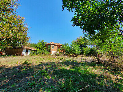 PAY MONTHLY - Huge SOUTH Bulgaria two storey home with land outbuildings Zagoras