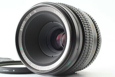 [Near Mint] Mamiya Sekor C 80mm F4 N Macro Lens for M645 1000s from Japan 10599