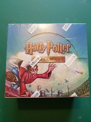 Harry Potter Quidditch Cup Booster Box *Sealed* TCG CCG WotC QC