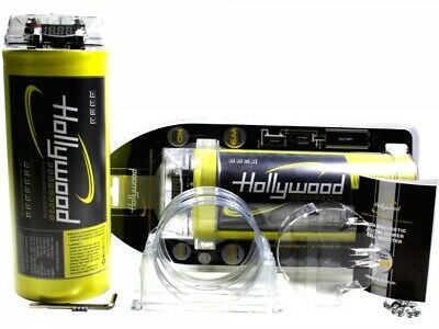Hollywood HCM4 Kondensator - Powercap - 4 Farad