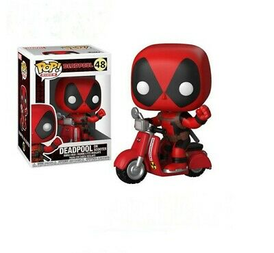 Funko POP Deadpool 48# PVC Action Figure Collectible Model Kids Toys
