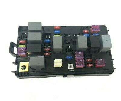 NEW GM Chevrolet Aveo Engine Fuse Box Relay Junction 96867138