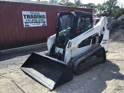 BOBCAT T590 TRACK Loader Operation & Maintenance Manual Owner's 2