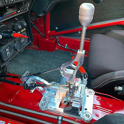 K-Tuned Race-Spec Billet Shifter Box RSX CIVIC K-SERIES K20 K24 K-Swap
