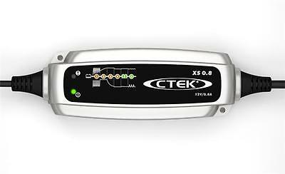 CTEK XS 0.8 Smart Battery Charger & Conditioner 0.8a 12v - 6 stage