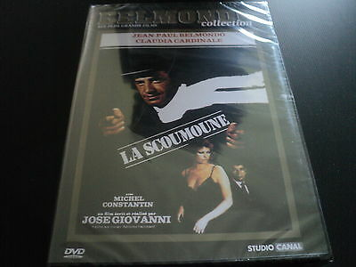 "DVD NEUF ""LA SCOUMOUNE"" collection BELMONDO N°36, Claudia CARDINALE"