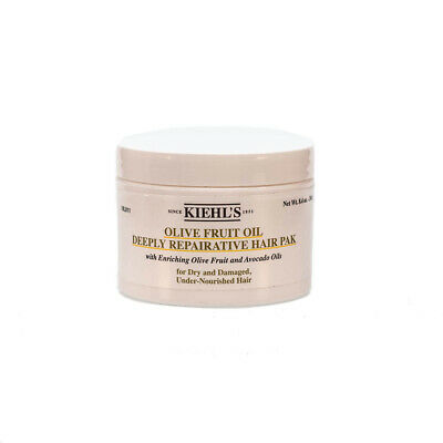 Kiehl's Olive Fruit Oil Deeply Repairative Hair Pak 8.4oz (250ml)