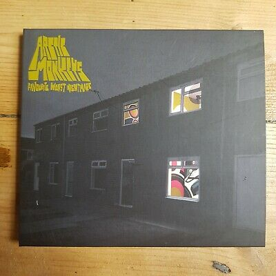 Arctic Monkeys - Favourite Worst Nightmare (2007) (FREE P&P)