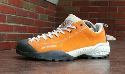 dc55a961815 SCARPA MENS 8 Womens 9 41 Go Up Gore-Tex Hiking Climbing Trail Boots ...