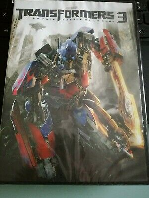 DVD TRANSFORMERS 3 - La face cachée de la lune - Neuf Emballé - New - Sealed.
