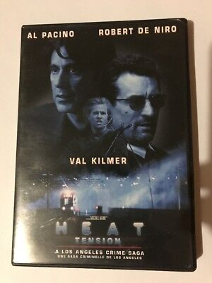 Heat (DVD, 2010, Canadian French)