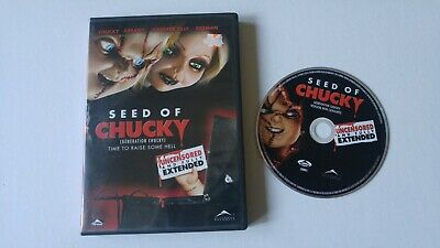 Seed of Chucky DVD Widescreen Unrated And Fully Extended