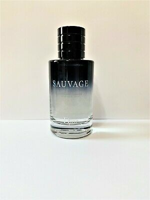 Dior Sauvage by Christian Dior After Shave Lotion 3.4 oz 100ml New Unbox In Pic