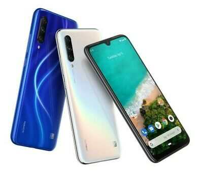 Xiaomi Mi A3 Unlocked 128GB 4GB RAM Dual Sim 4G LTE Smartphone - Global Version