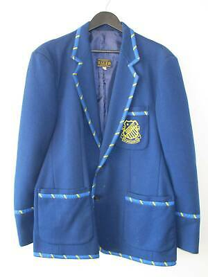 Waverley College High School Boys Blazer Jacket Coat Years 11 and 12