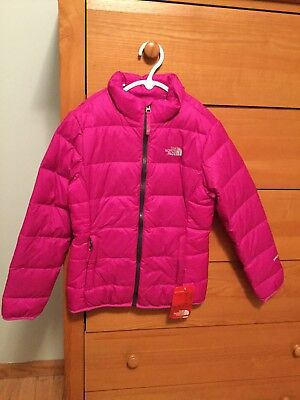 4982df7a4 THE NORTH FACE Girls' Andes 550 fill goose down Jacket -Large( 14-16 ...