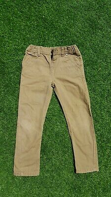 M&S Boys Cotton Jeans Age 4-5