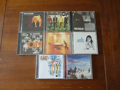 Propellerheads-Ocean Colour Scene-Portishead-Echobelly-Blur-Eels-Air-Catatonia