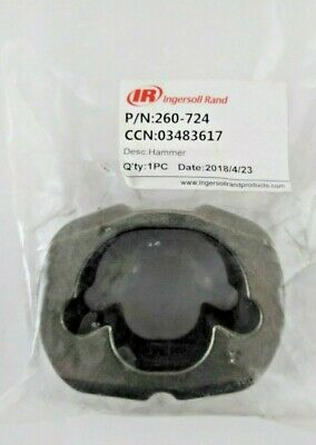 NEW OEM INGERSOLL rand IR 261 impact wrench throttle valve/seal kit
