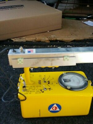 Geiger Counter Made In The USA 953 7