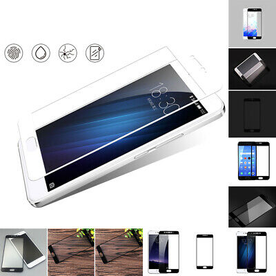 NEW Full Covered Tempered Glass Screen Protector For Meizu Note MEILAN
