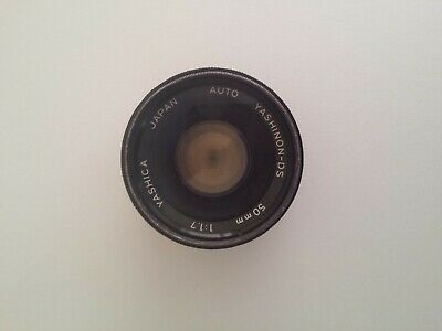 RARE! YASHICA YASHINON Auto DS-M 24mm f2 8 wide angle Lens in M42