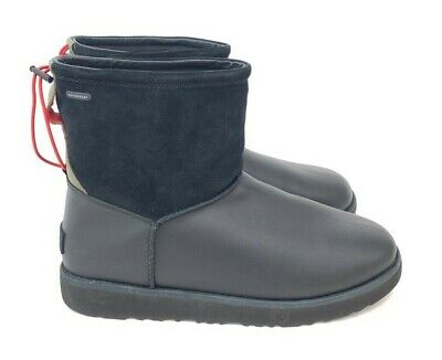 e0e4e439b9d UGG AUSTRALIA MENS Classic Toggle Waterproof Winter Boot Size 10 ...