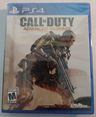 Ps4 - Call Of Duty Advanced Warfare - Activision - Ps4 - Brand New