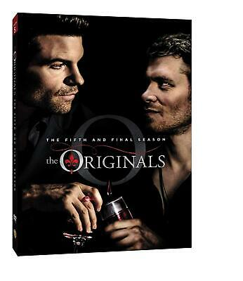 The Originals Season 5 Five (DVD, 2018,3-Disc Set) Free Fast Shipping! NEW!