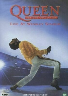 [DVD] QUEEN / Live At Wembley Stadium (1986) *NEW