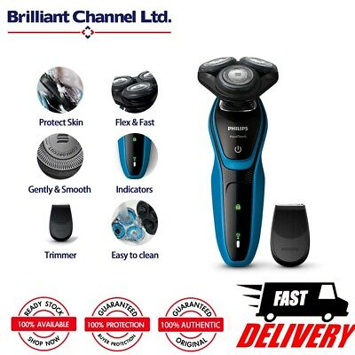 Philips S5050 Wet and dry electric shaver trimmer cordless rechargeable
