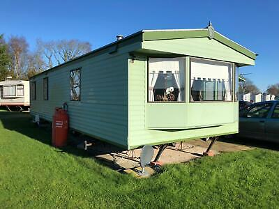 Atlas Moonstone Super static caravan (off site sale)