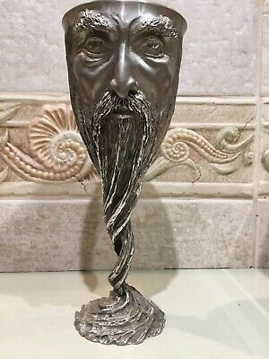 Royal Selangor Pewter Goblet GANDALF Lord of the Rings LOTR