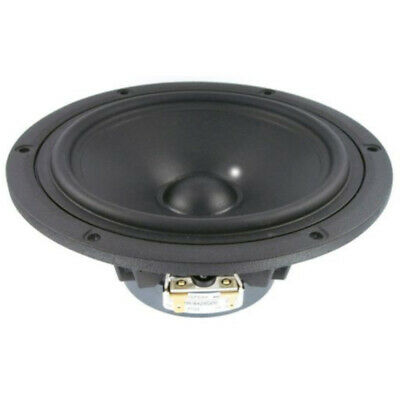 Scan-Speak 7Mid-Woofer Discovery coated NRSC fibre glass supreriorsound Solid