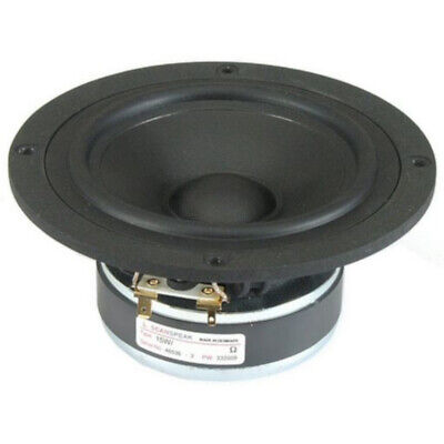 Scan Speak 5 Mid Woofer Discovery  Midwoofer 8 ohm, Coated Fibreglass Cone