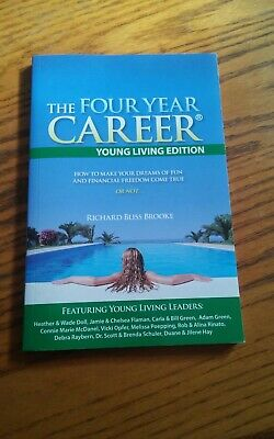 000 The Four Year Career Paperback Young Living Edition Richard Bliss Brooke