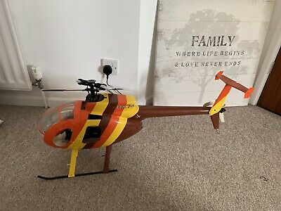RC SCALE HELICOPTER - £245 00 | PicClick UK