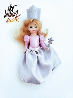 Madame Alexander 2007 McDonalds Wizard Oz Witch East #5  Happy Meal Doll Toy