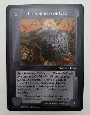 Ungraded MECCG Grishnakh The Lidless Eye Middle Earth CCG ICE