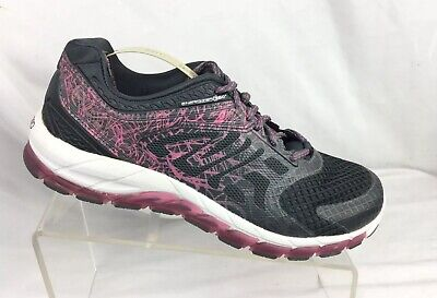 FILA WOMENS COMPLEXITY 360 Energized Mesh Running Shoes Gray