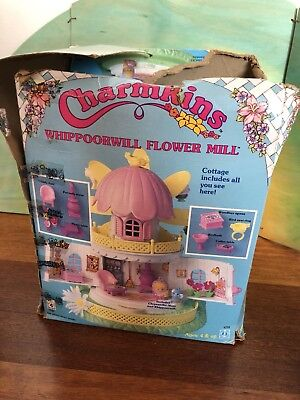 Charmkins Windmill House Whippoorwill Flower Mill With Box